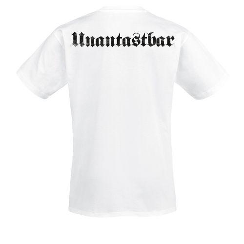 Unantastbar - Hand auf´s Herz, T-Shirt