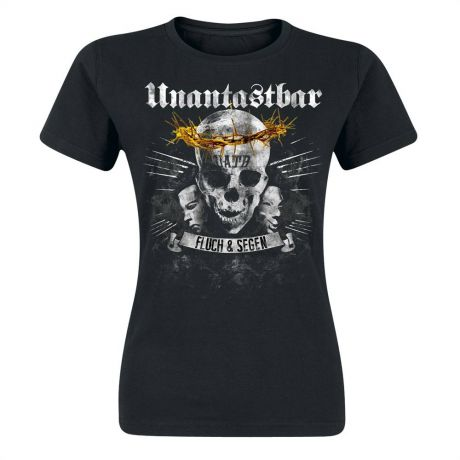 Unantastbar - Fluch & Segen, Girl-Shirt