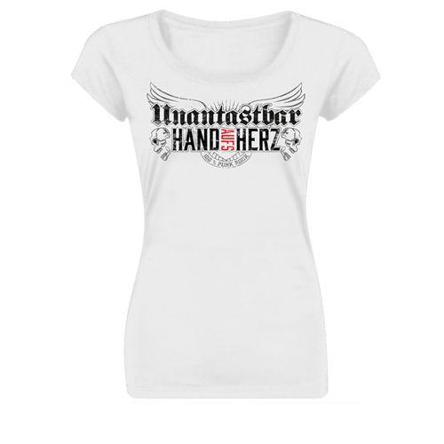 Unantastbar - Hand aufs Herz, Girl Boatneck