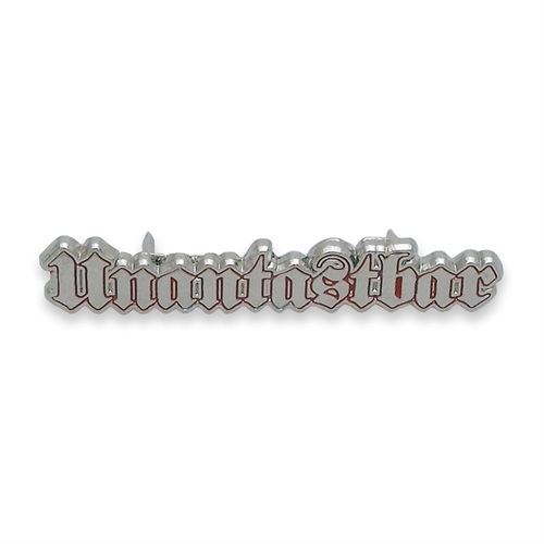 Unantastbar - Classic, Metall Pin