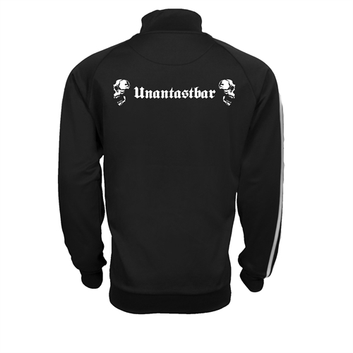 Unantastbar - Hand aufs Herz, Girl-Trainingsjacke