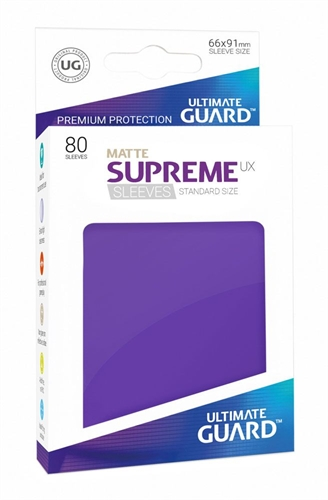 Ultimate Guard - Supreme UX Sleeves