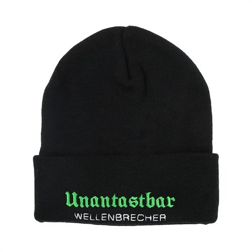 Unantastbar - Logo Wellenbrecher, Beanie