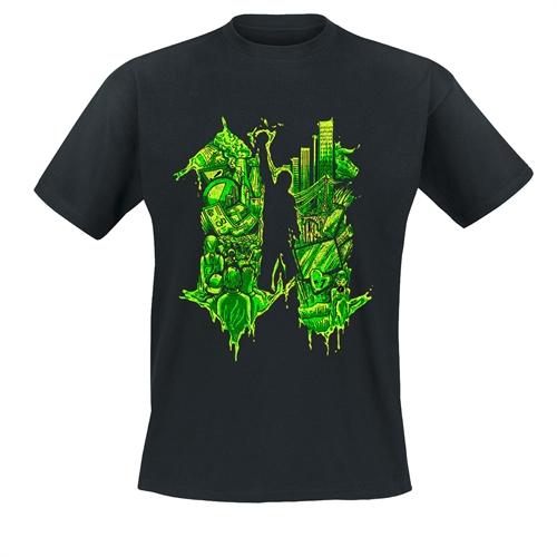 Unantastbar - U- Wellenbrecher, T-Shirt