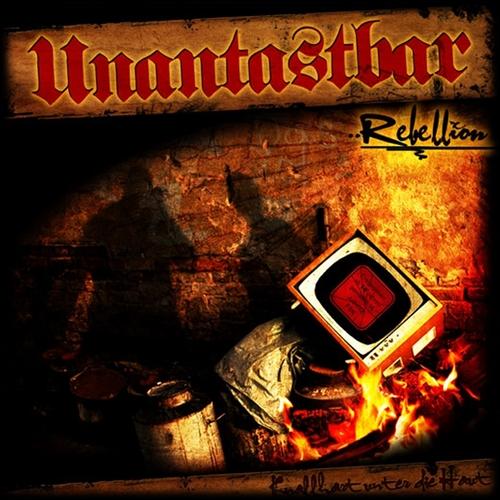 Unantastbar - Rebellion, CD