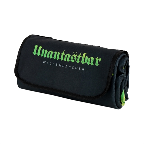 Unantastbar - U- Wellenbrecher, Picknickdecke