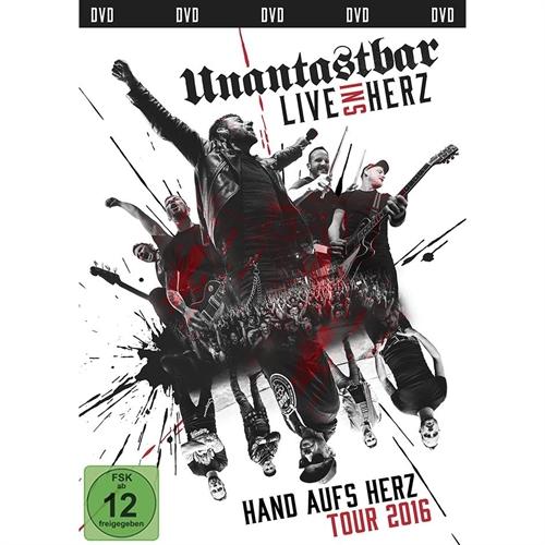 Unantastbar - Live ins Herz, DVD