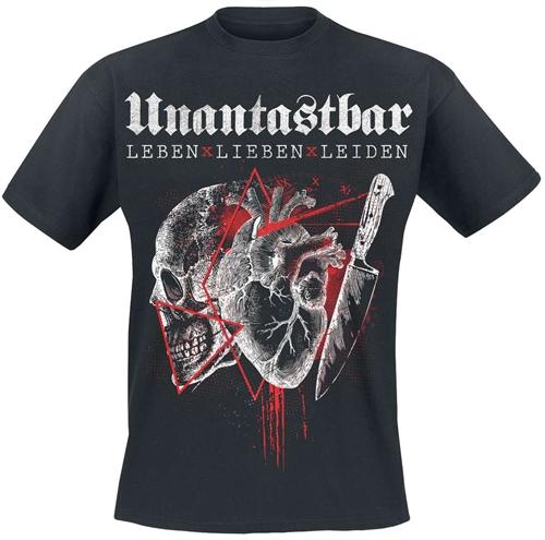 Unantastbar - Leben, Lieben, Leiden, T-Shirt