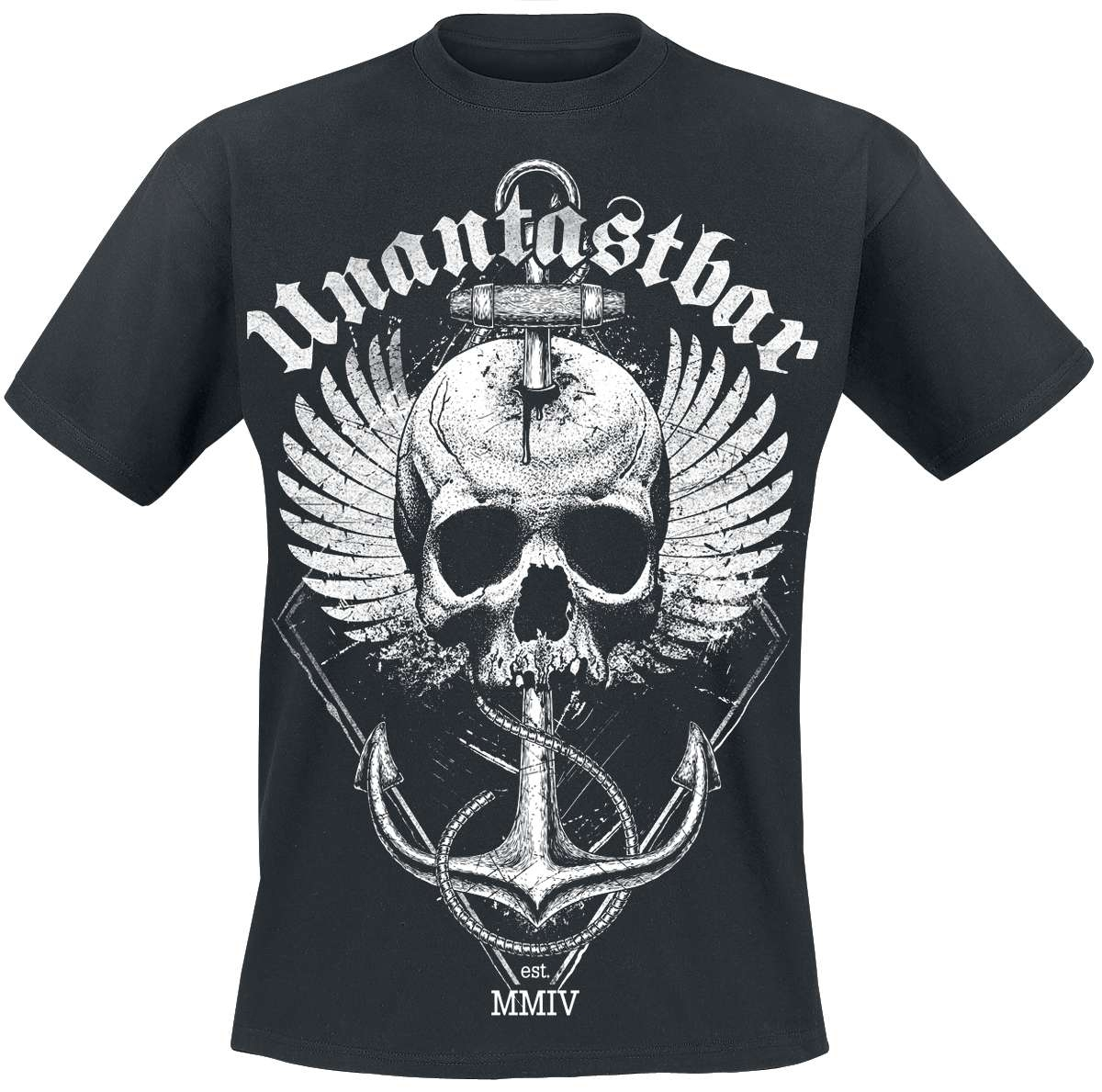 Unantastbar - Nie wieder fallen, T-Shirt