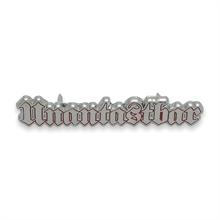 Unantastbar - Classic, Metall Pin