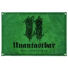 Unantastbar - Wellenbrecher, Fahne