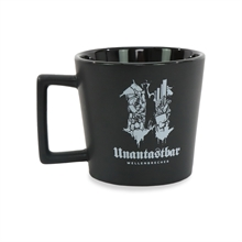 Unantastbar - Wellenbrecher, Tasse