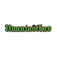 Unantastbar - Logo, Aufkleber