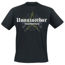 Unantastbar - Yellow Star, T-Shirt