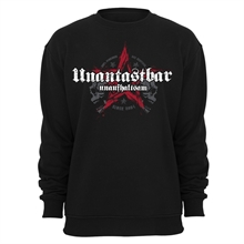 Unantastbar - Red Star, Sweater