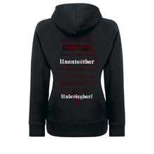 Unantastbar - Unheilbar, Girl-Kapu