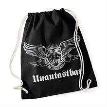 Unantastbar - Logo, Turnbeutel/GymBag