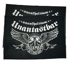 Unantastbar - Logo Badetuch, Partnerdeal