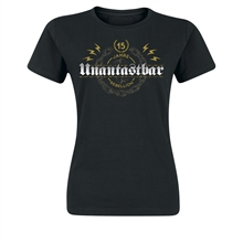 Unantastbar - 15 Jahre, Girl-Shirt