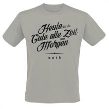 Unantastbar - Gute alte Zeit von Morgen, T-Shirt