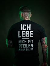 Unantastbar - Mit Pfeilen, T-Shirt