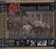 Oi! - knocks best - Split-CD