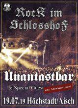 Rock im Schlosshof - Festivalticket